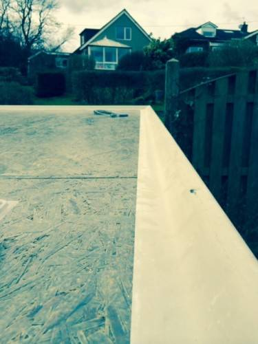 Fiberglass flat roofing system Foulridge - TF Building and