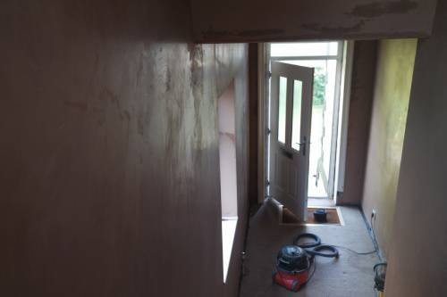 TF Building and Renovations Plasterer Skipton Ilkley Harrogate