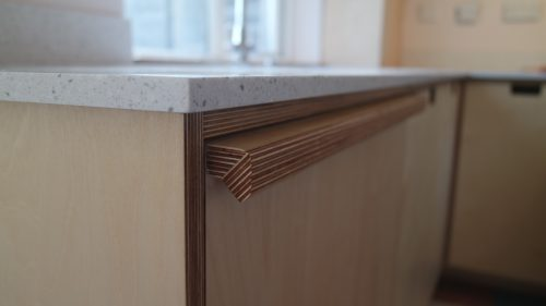 Birch Ply Kitchens TF Building and renovations Skipton