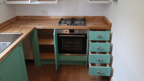 Bespoke kitchens Skipton and Harrogate www.tfbuilding.co.uk