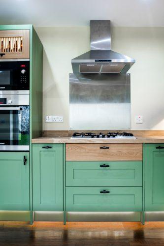 Handmade shaker kitchens Skipton and Ilkley