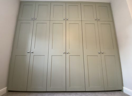 Made to measure wardrobes and bespoke joinery Skipton