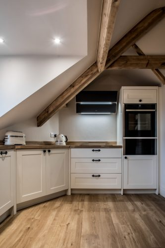 Spray paint finished Shaker Kitchens and joinery