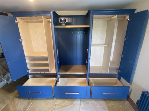 Hand made joinery projects by TF Building and renovations